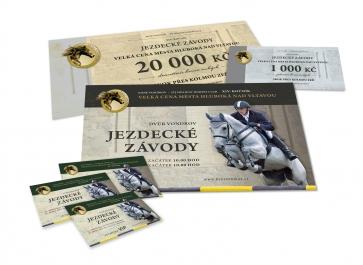 Koně Vondrov - jezdecké závody